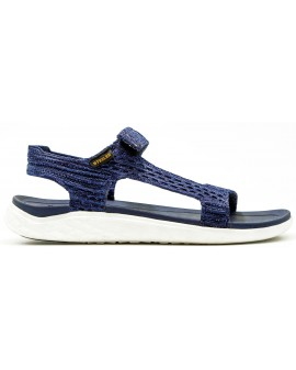 SANDAL BLUE - KNIT