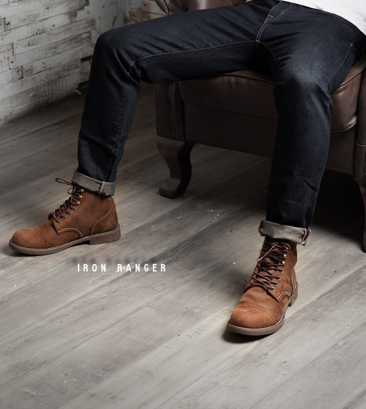 Giày Cao Cổ Nam - Ảnh 2